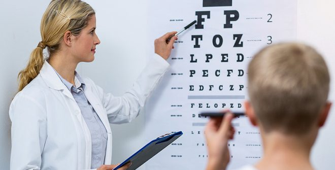 Difference Between Vision Screening and Eye Testing – Which One is Important and Why